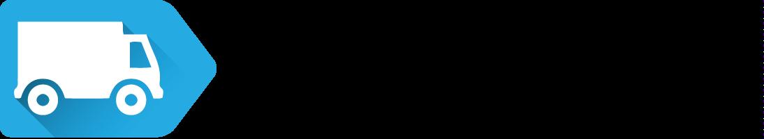 Flyttfirma Logo Black